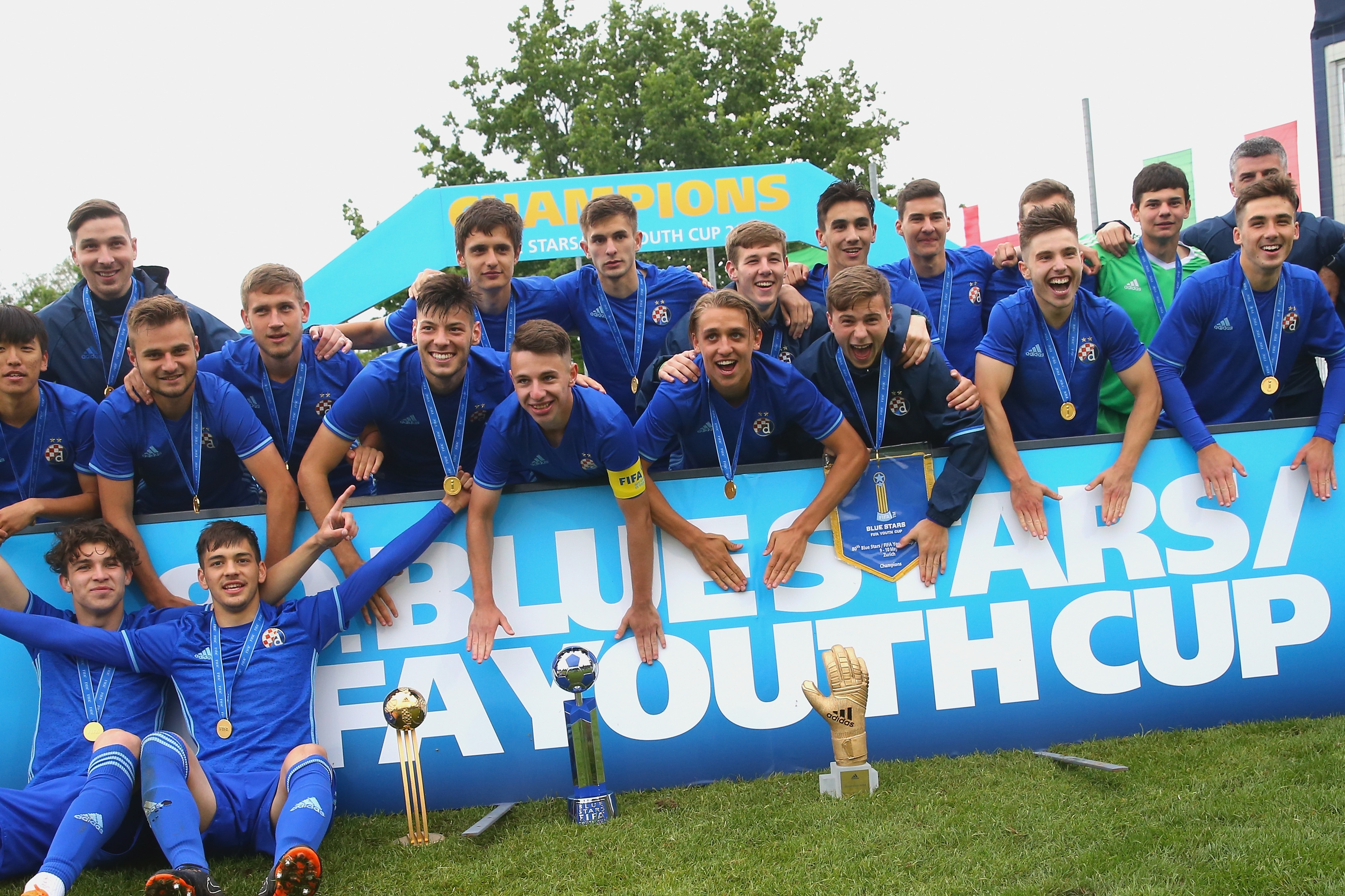 81. Blue Stars/FIFA Youth Cup