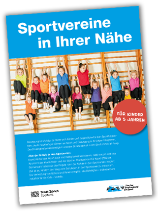 sportverein flyer